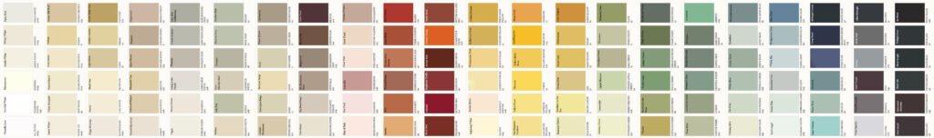 Color Consultant FAQ's